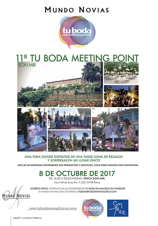 11º TU BODA MEETING POINT