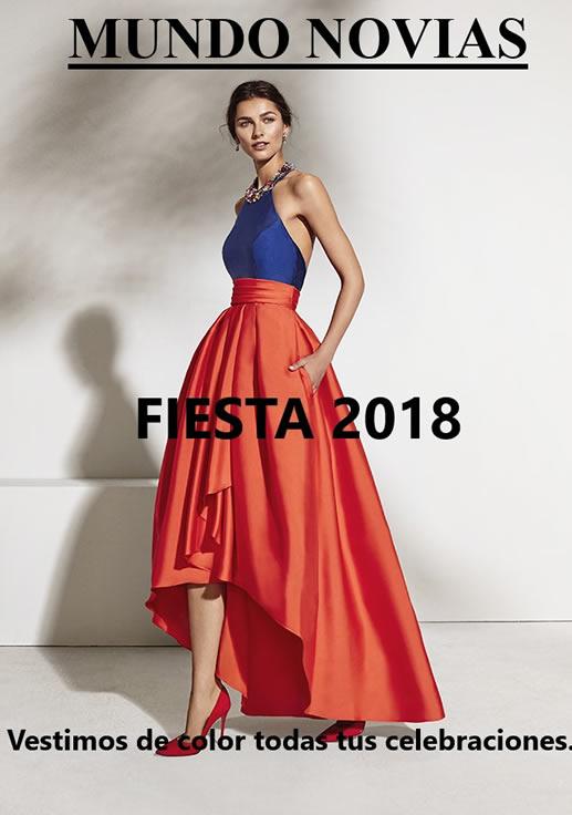COLECCIÓN FIESTA 2018