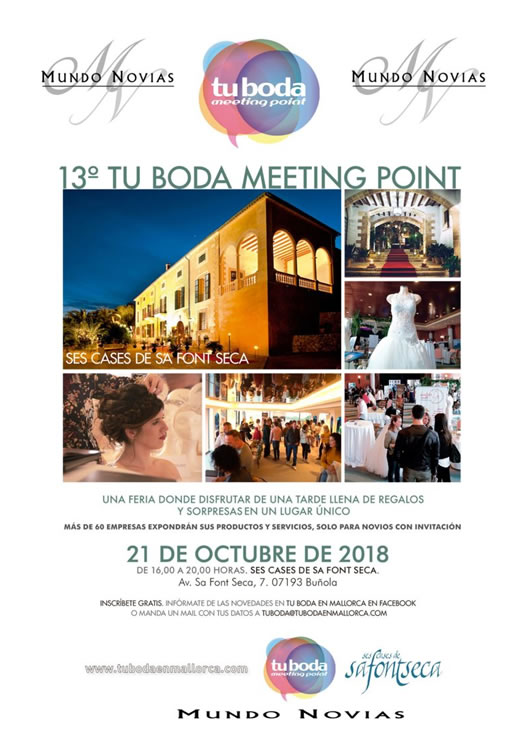 13º TU BODA MEETING POINT
