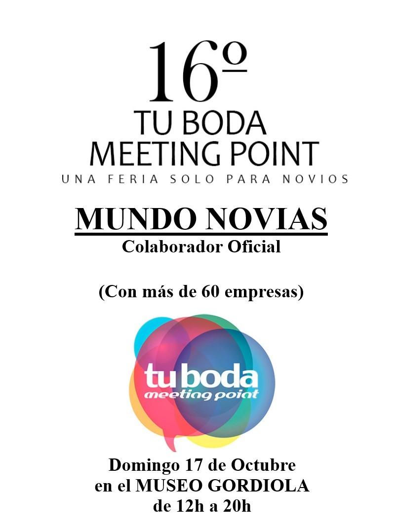 16º TU BODA MEETING POINT