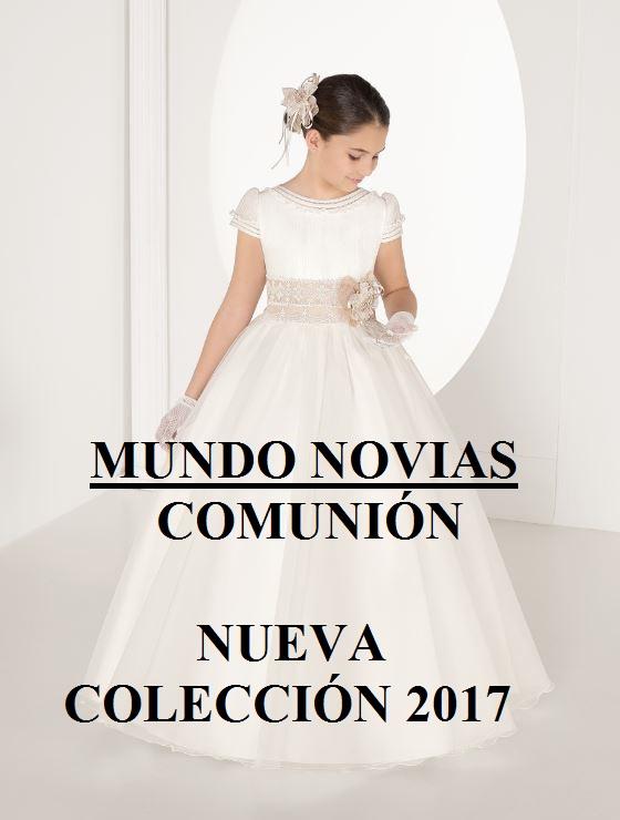 NUEVA COLECCIÓN COMUNIÓN 2017