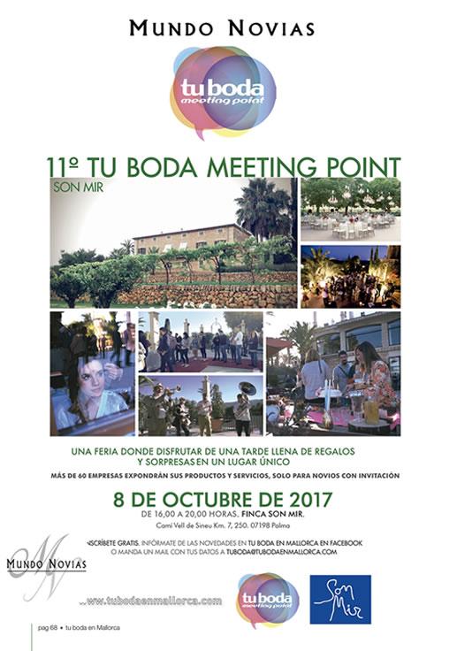 11º TU BODA MEETING POINT