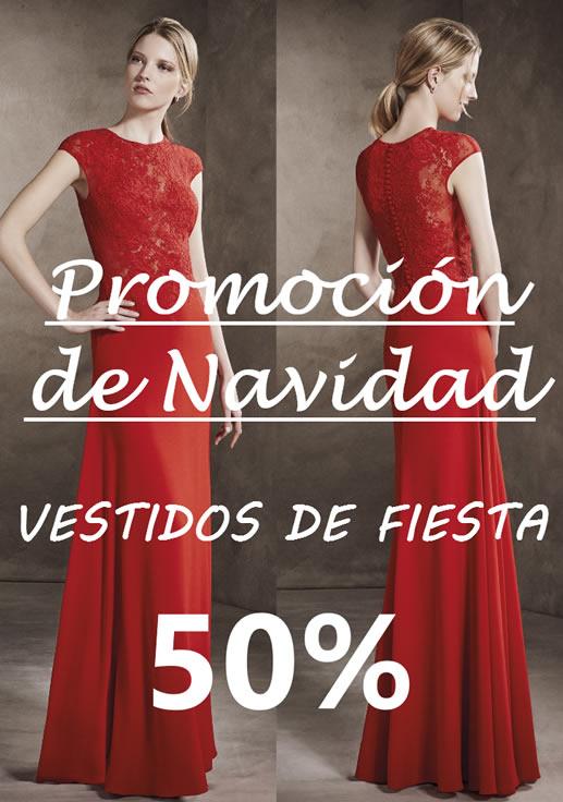 Promoción Navidad 50% en Fiesta
