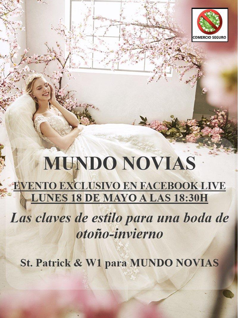 CLAVES DE ESTILO EN FACEBOOK LIVE 18 MAYO A LAS 18:30H